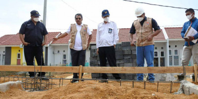 Kementerian PUPR Lakukan Piloting Project Aplikasi SiPetruk di Jawa Barat
