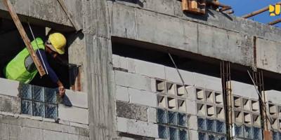 Kementerian PUPR Rampungkan Rusun Ponpes Hidayatul Ulum di Kota Tasikmalaya