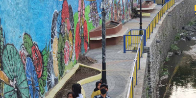 Kementerian PUPR Tingkatkan Potensi Wisata Sungai di Kota Tasikmalaya