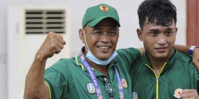 Rakhman Nyatakan Siap Pimpin Gulat Nasional