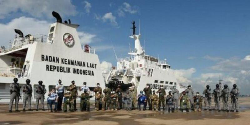 Bakamla Enggan Bertransformasi Menjadi Coast Guard Indonesia, Ada Apa?