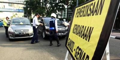 Ganjil Genap di Jakarta Kembali ke Aturan Lama, Tidak Berlaku Setiap Hari