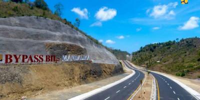 Kementerian PUPR Selesaikan Jalan Utama Bypass Bandara Internasional Lombok (BIL) - Mandalika