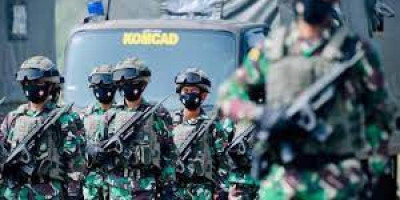 Komcad TNI untuk Siapa?