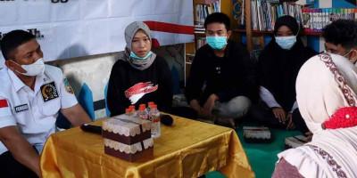 Saran Waket Komite I DPD RI Fernando Sinaga Untuk Pegiat Kampung Literasi Finansial di Kaltara