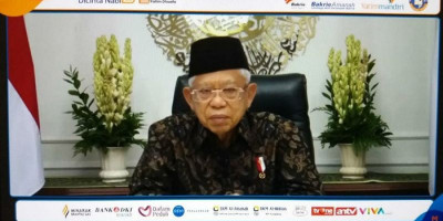 Dihadiri Wapres, Yatim Mandiri-Bakrie Amanah Gelar Khataman Serta Doa Bersama 1.000 Yatim dan Dhuafa