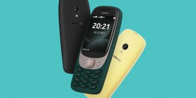 Nokia Jadul 6310 'Bangkit' Kembali, Baterai Tahan 21 Hari, Cek Harganya