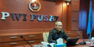 Tanggapan PWI Pusat Terkait Uji Materi Undang-undang Nomor 40 Tahun 1999 tentang Pers