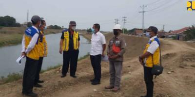Kementerian PUPR Normalisasi Sungai untuk Kurangi Risiko Banjir Wilayah Utara Provinsi Jawa Tengah