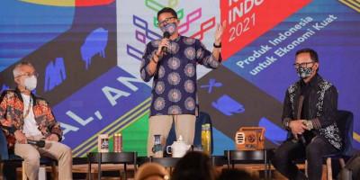 Menparekraf Ingin Industri Film Lokal Jadi Tuan Rumah di Negeri Sendiri