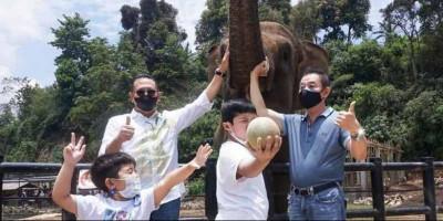 Kunjungi Lembang Park and Zoo, Bamsoet Ajak Masyarakat Bantu Pelestarian Satwa