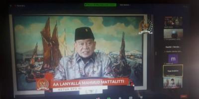 Ketua DPD RI Dorong Pemerintah Akomodasi Seni Kaligrafi di Ruang Publik