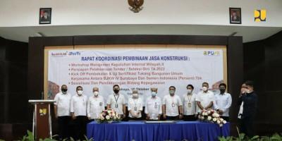 Kementerian PUPR Lelang Dini 191 Paket Pekerjaan TA 2022 di Provinsi Jawa Timur