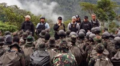 Rekam Jejak Mayjen TNI Richard TH Tampubolon, Komandan 3 Pasukan Elite Pemburu Ali Kalora