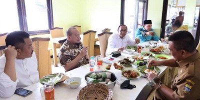 Masuk Level 2, LaNyalla Puji Capaian Vaksinasi Kota Cirebon