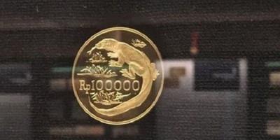 Beredar dan Viral Video Uang Koin Pecahan Rp100 Ribu, Ini Kata Bank Indonesia