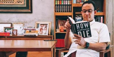 Anies Dapat Rapor Merah dari LBH DKI Jakarta, Wagub Mohon Lihat Fakta dan Data